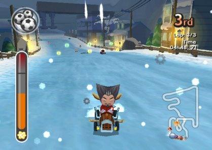MySims Racing (Nintendo Wii)