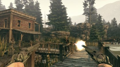 Call of Juarez Bound in Blood (Xbox 360)