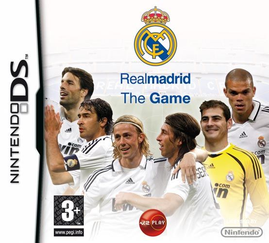 Ver ficha completa de Real Madrid The Game