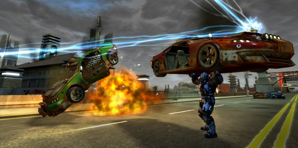 Crackdown 2 an�lisis