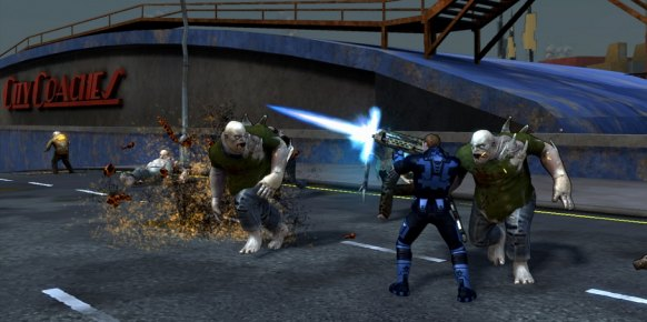 Crackdown 2 (Xbox 360)