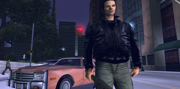 Grand Theft Auto III an�lisis