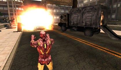 Iron Man 2 (Nintendo Wii)