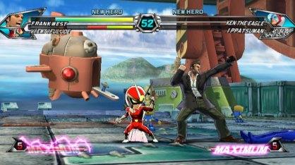 Tatsunoko vs. Capcom (Nintendo Wii)