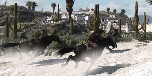 Red Dead Redemption: Impresiones multijugador