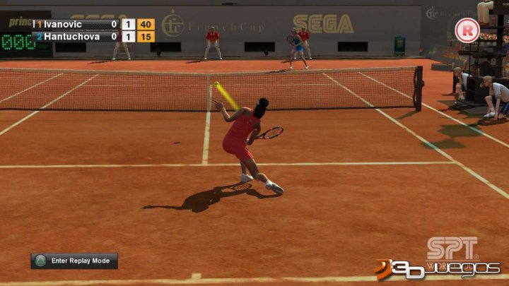 Virtua Tennis 2009 - An�lisis