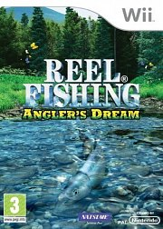 Reel Fishing: Angler's Dream Wii