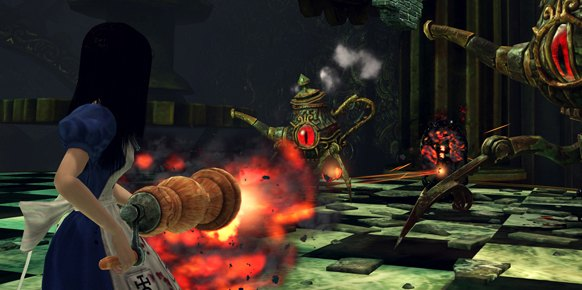 Alice Madness Returns (PC)