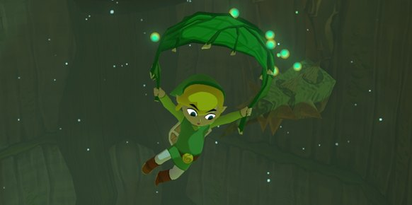 Zelda The Wind Waker (Nintendo Wii U)