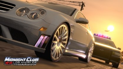 Midnight Club LA South Central (PlayStation 3)