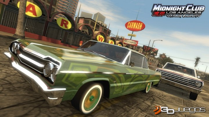 Midnight Club LA South Central - Impresiones jugables