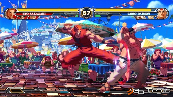 The King of Fighters XII - Impresiones jugables