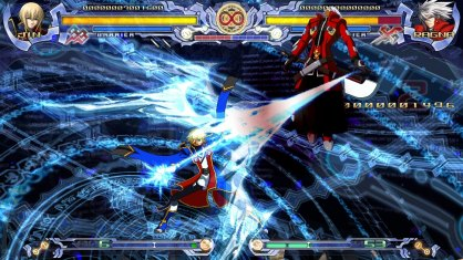 BlazBlue Calamity Trigger (PlayStation 3)