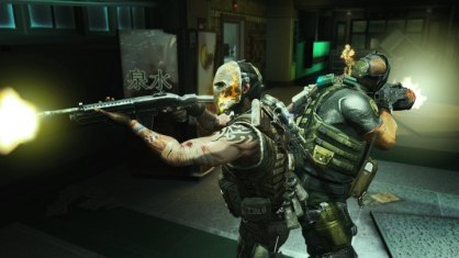 Army of Two The 40th Day: Impresiones Jugables