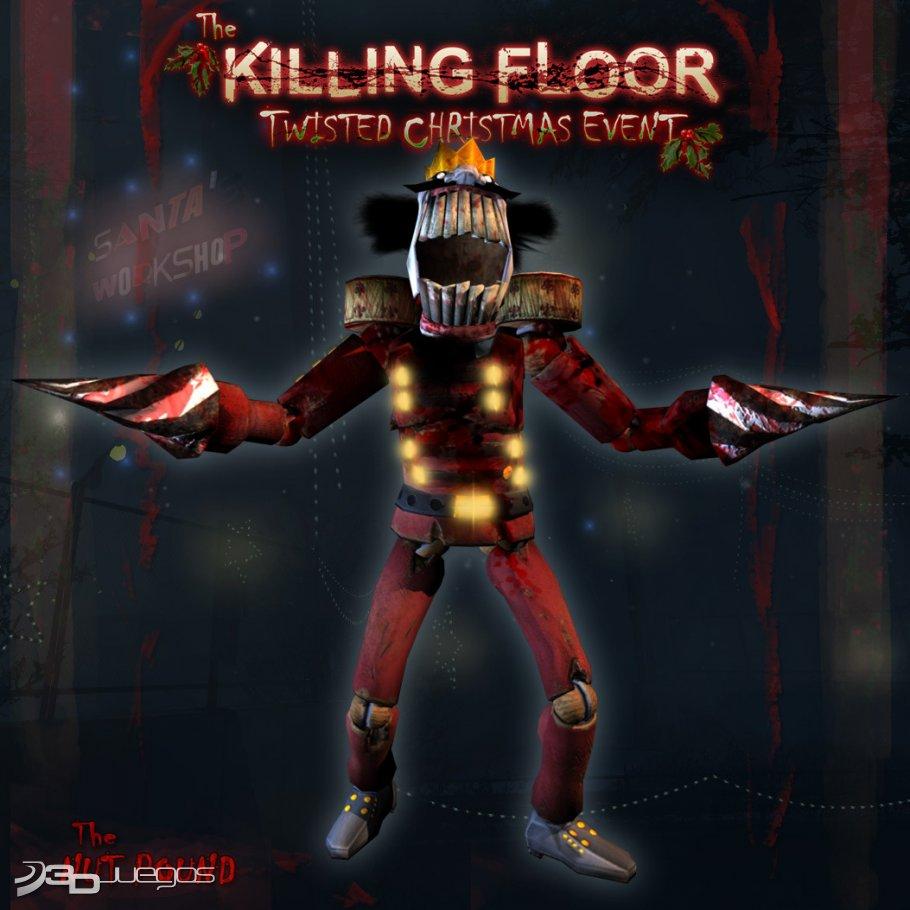 Killing Floor 2 Trailer: Killing Floor