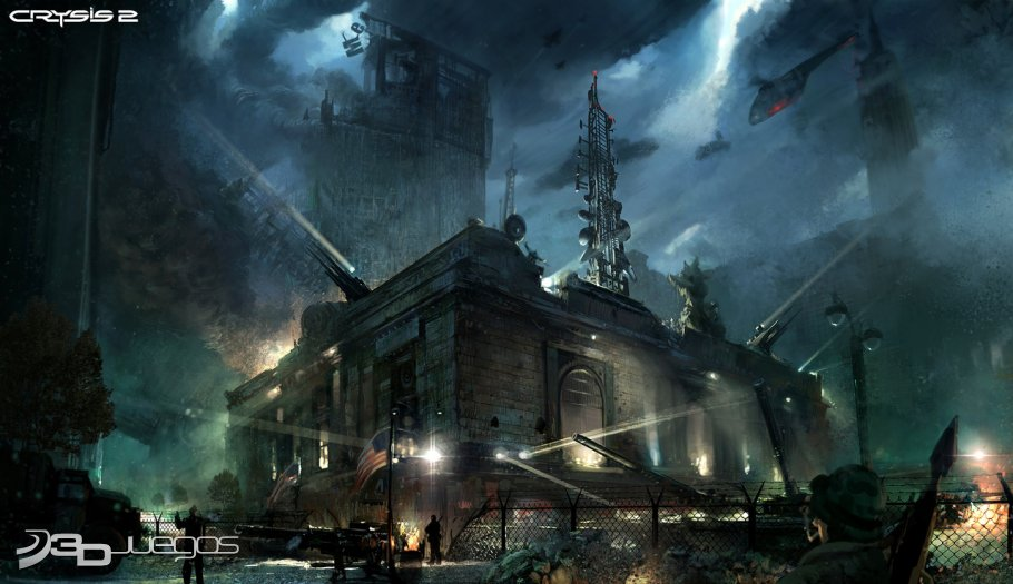 Crysis 2 - Impresiones