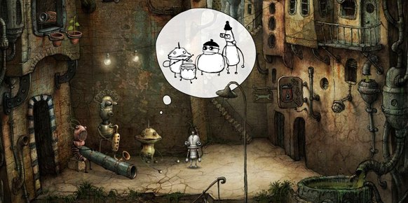 Machinarium an�lisis