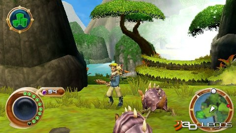 Jak and Daxter Lost Frontier - An�lisis