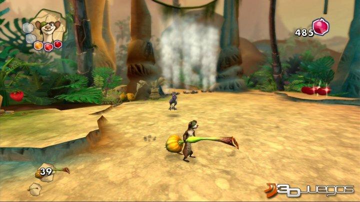 Descargar Ice Age 3: El Origen De Los Dinosaurios