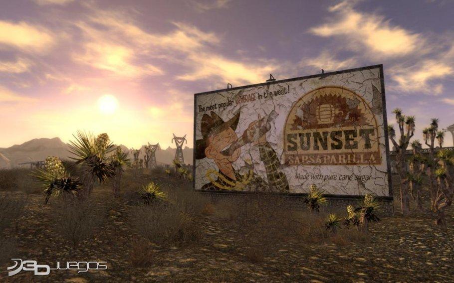 Fallout New Vegas - Primer contacto