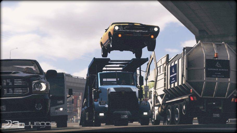 Driver San Francisco - Impresiones multijugador