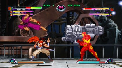 Marvel vs. Capcom 2: Impresiones Captivate 09