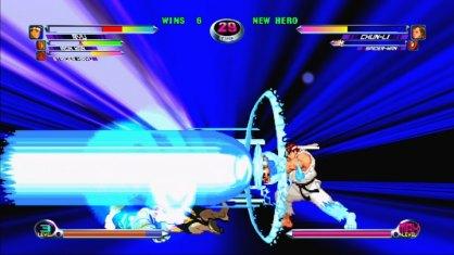 Marvel vs. Capcom 2 (Xbox 360)