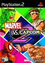 Marvel vs. Capcom 2 PS2