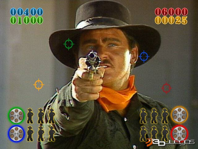 Mad Dog Mccree  The Lost Gold