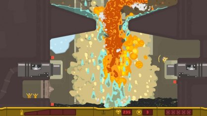 PixelJunk Shooter an�lisis