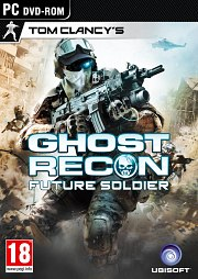 Car�tula oficial de Ghost Recon: Future Soldier PC