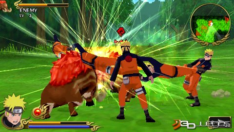 Naruto Shippuden Legends - An�lisis