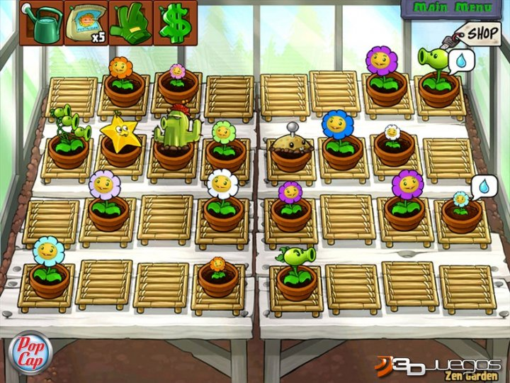 Plants vs. Zombies - Juego Web - 3DJuegos