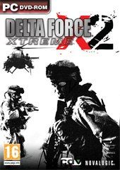 Car�tula oficial de Delta Force: Xtreme 2 PC