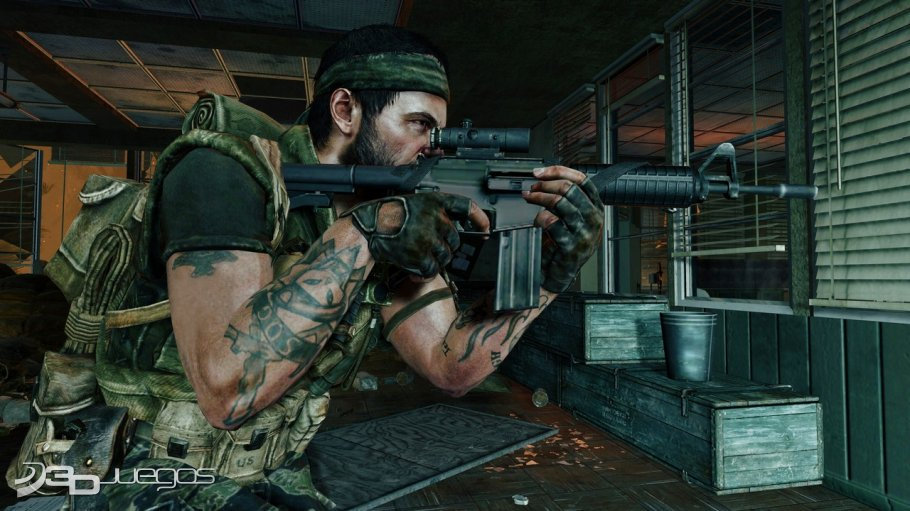 Call of Duty Black Ops - Entrevista Josh Olin - Community Manager