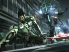 Pantalla Metal Gear Rising: Revengeance