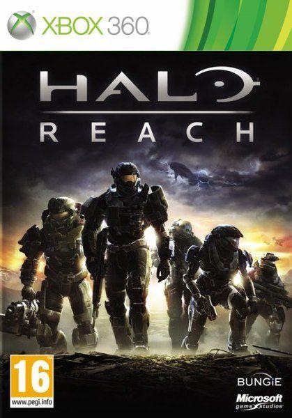 Halo Reach RIP-PROPIO RGH-JTAG PL-UL