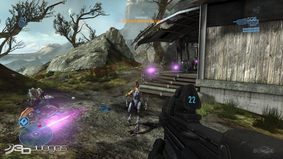 Halo Reach - Impresiones X10