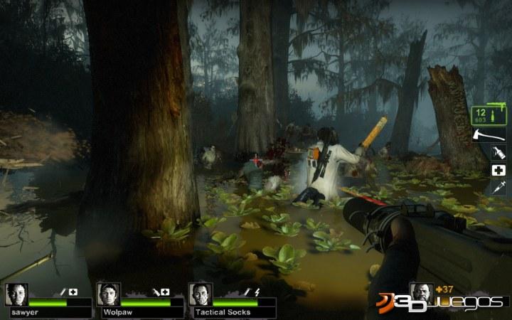 Imágenes de Left 4 Dead 2 para Xbox 360 - 3DJuegos
