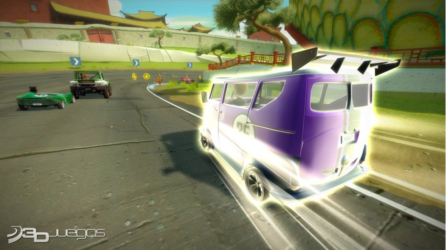 Kinect Joy Ride - An�lisis