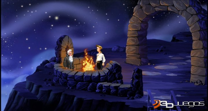 Monkey Island Special Edition - An�lisis