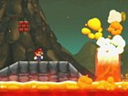 V�deo New Super Mario Bros: Gameplay: Evitando la lava