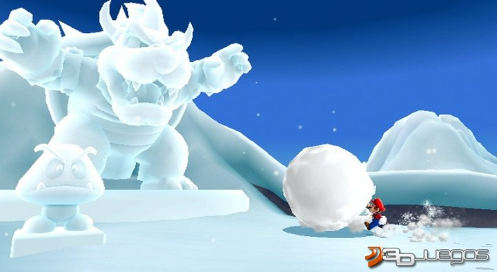 Super Mario Galaxy 2 - Primer contacto