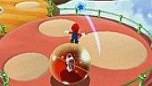 Video Super Mario Galaxy 2 - Gameplay: Mario malabarista