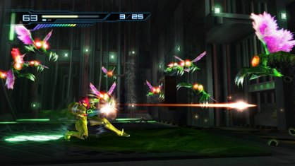 Metroid Other M: Primer contacto