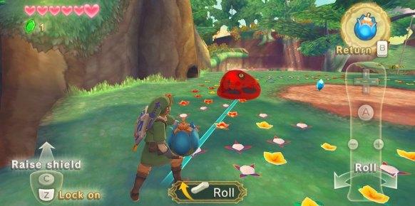 Zelda Skyward Sword (Nintendo Wii)