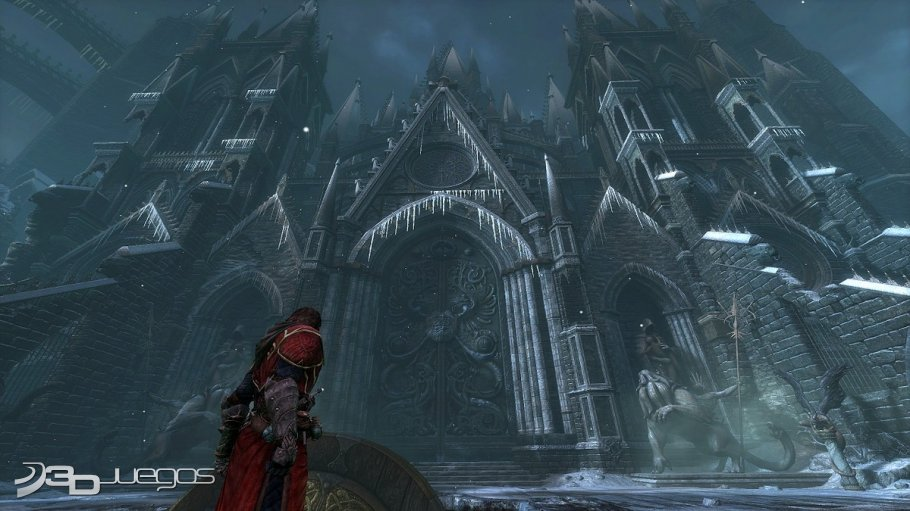 Castlevania Lords of Shadow - Impresiones jugables