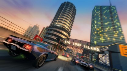 Burnout Paradise Big Surf Island an�lisis