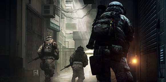 Battlefield 3: Impresiones