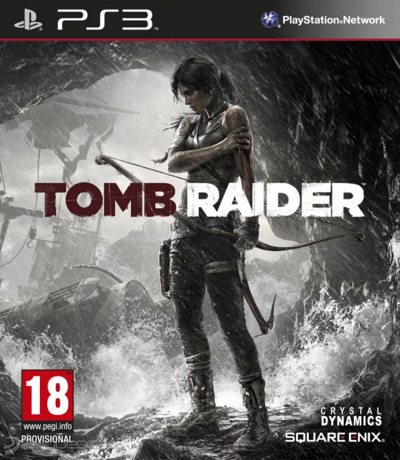 Cartula de Tomb Raider